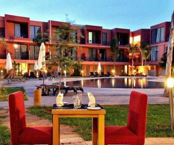 Rawabi Hotel & Spa 4